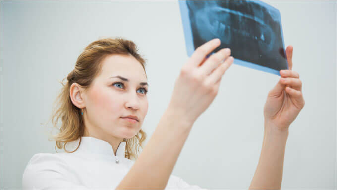 Dental Radiology Included
