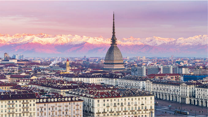 Torino dentists – here we come!